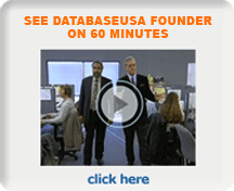 DatabaseUSA.com Founder Vin Gupta on 60 Minutes