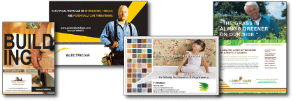 home services direct mail