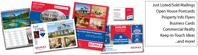 remax marketing materials