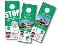 Real Estate Door Hangers Ideas Awesome Door Hanger Design Ideas Ideas    Decorating Interior