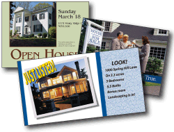 real estate marketing postcard samples