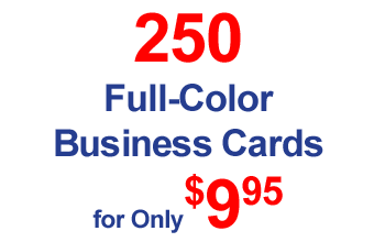 Business card printing make a great impression reheart Images