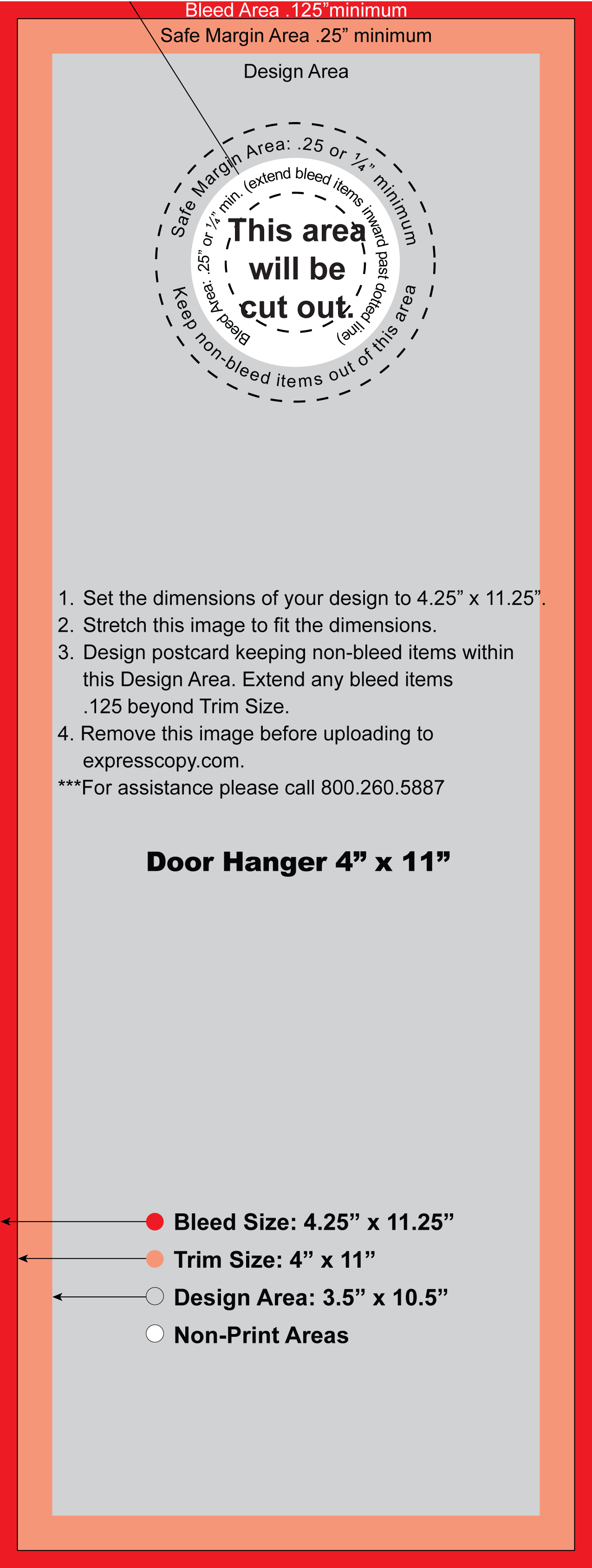Door Hanger Print Specifications expresscopycom