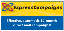 ExpressCampaigns 12-month keep-in-touch campaigns