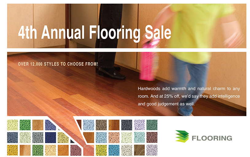 Business spotlight 4 easy and unconventional marketing for Unconventional flooring ideas