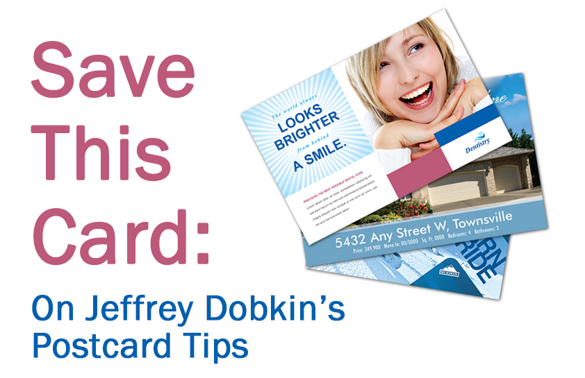 Postcard advertising tips